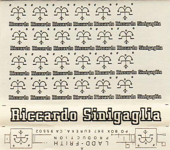 Riccardo Sinigaglia — Scorrevole 3 e Flutazione