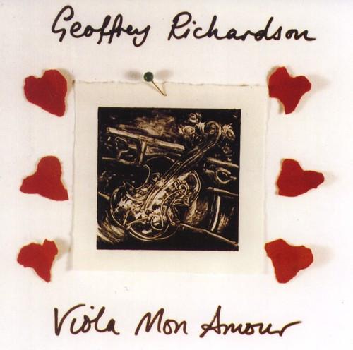 Geoffrey Richardson — Viola Mon Amour