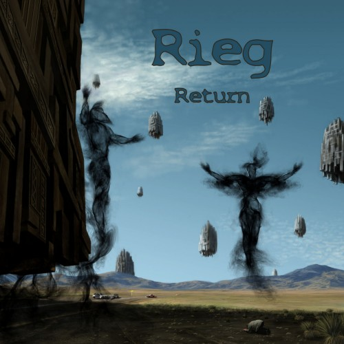 Return Cover art