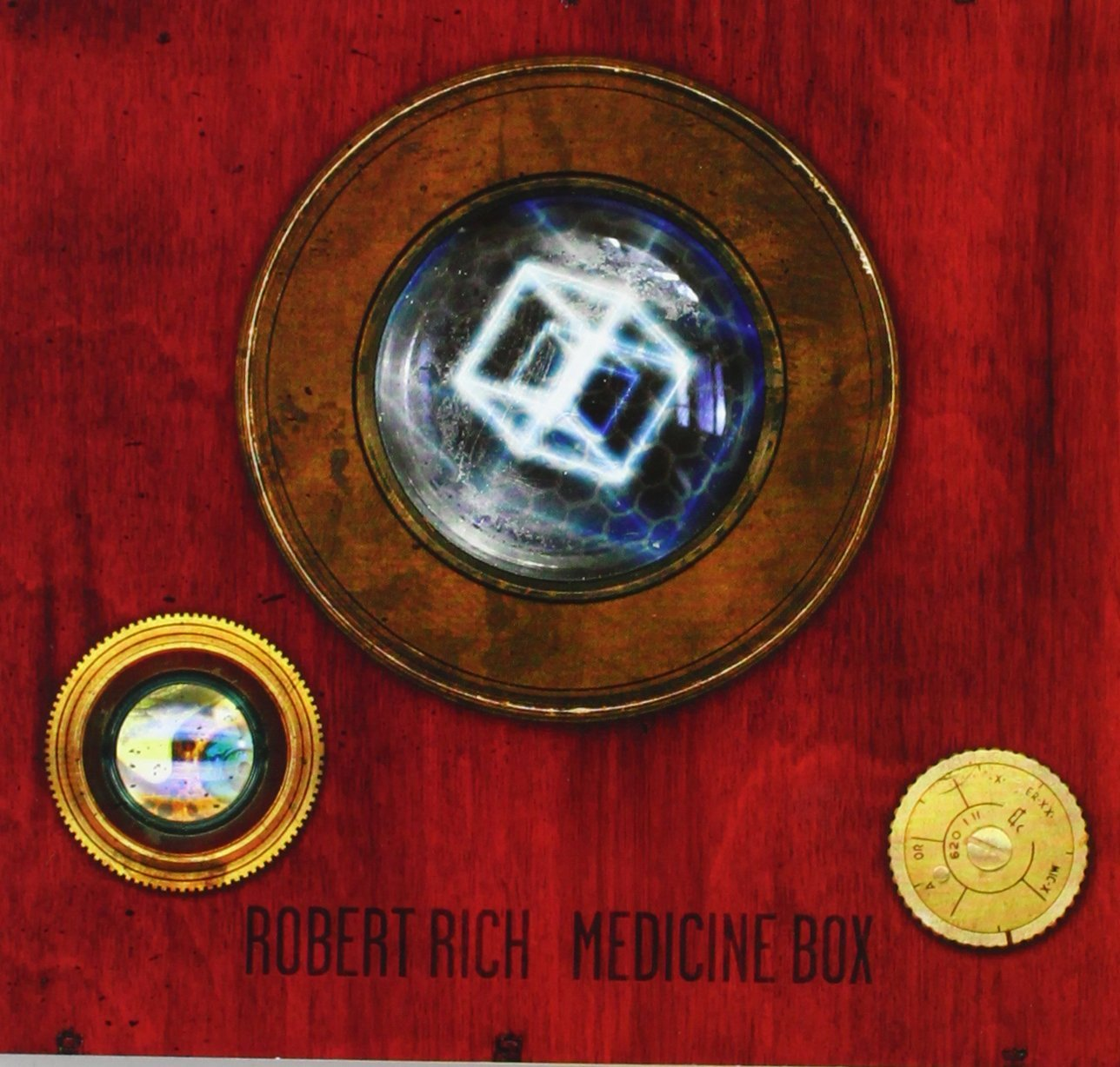 Medicine Box Cover art