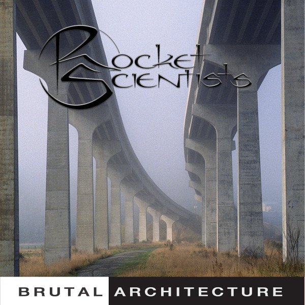 Brutal Architecture Cover art