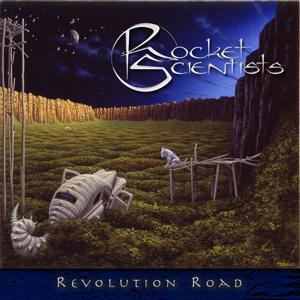 Rocket Scientists — Revolution Road