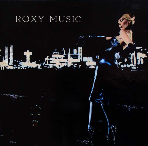 Roxy Music — For Your Pleasure