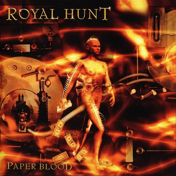 Royal Hunt — Paper Blood