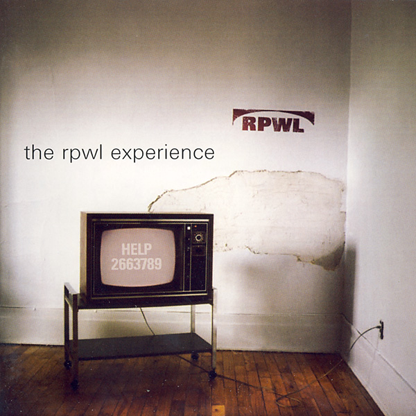 The RPWL Experience Cover art