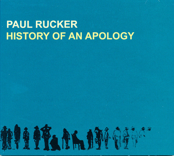 History of an Apology Cover art