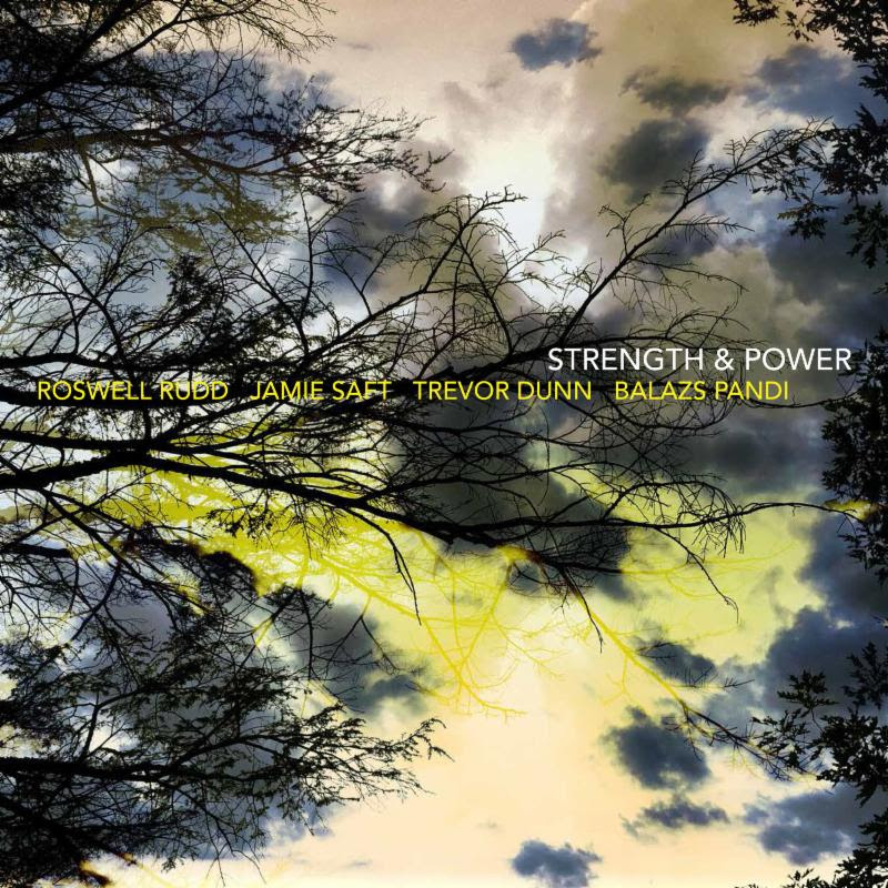 Strength & Power Cover art