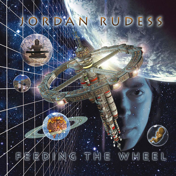 Jordan Rudess — Feeding the Wheel