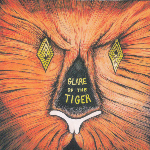 Moving Pictures - Glare of the Tiger cover