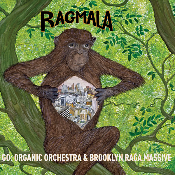 Ragmala - A Garland of Ragas Cover art