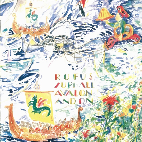 Rufus Zuphall — Avalon and On