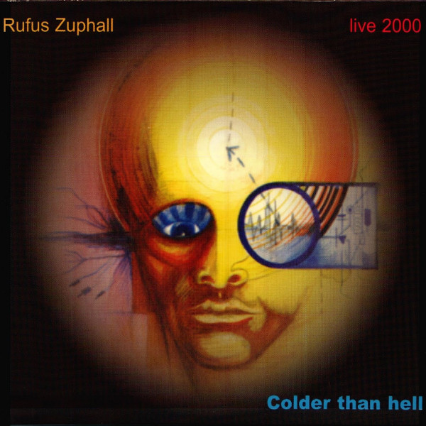 Rufus Zuphall — Colder Than Hell