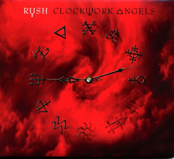 Clockwork Angels Cover art