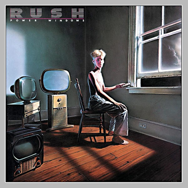 Rush — Power Windows