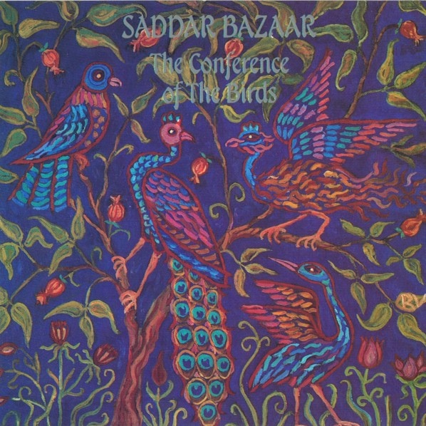 Saddar Bazaar — The Conference of the Birds