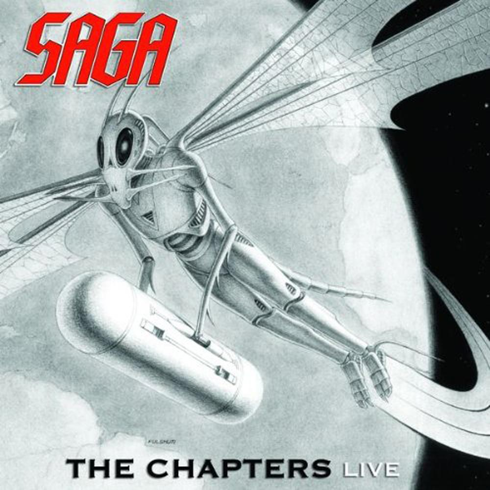 The Chapters Live Cover art
