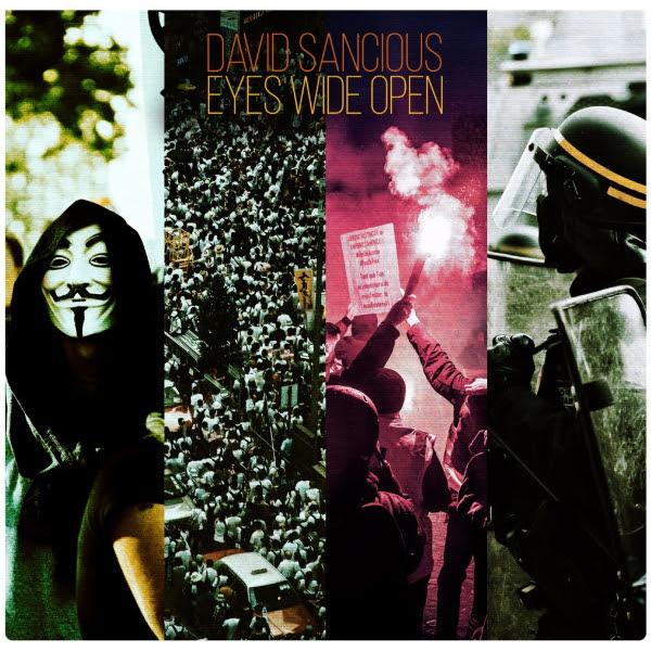David Sancious — Eyes Wide Open