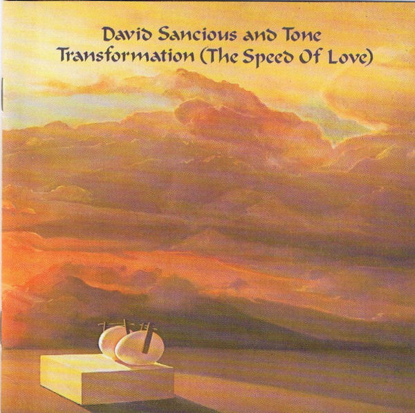 Transformation (The Speed of Love) Cover art