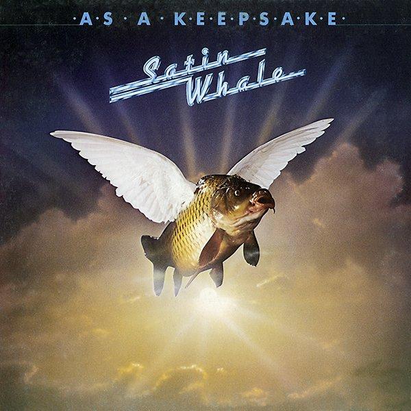 Satin Whale — As a Keepsake