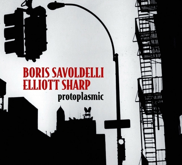 Boris Savoldelli / Elliott Sharp — Protoplasmic