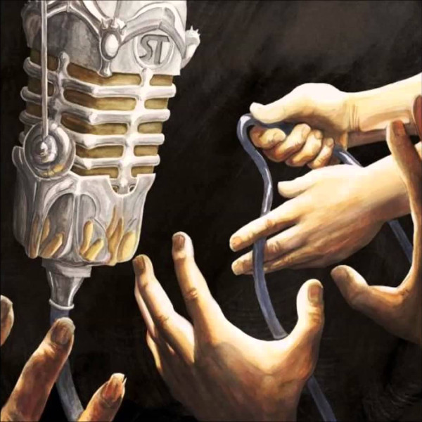 Bryan Scary — The Shredding Tears