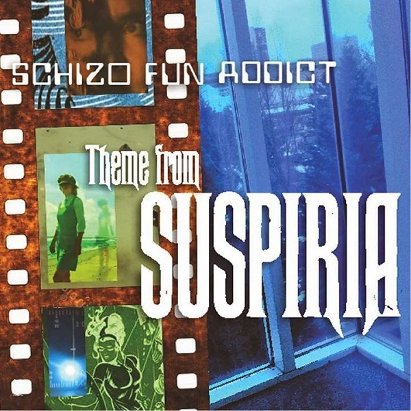 Theme from Suspiria Cover art