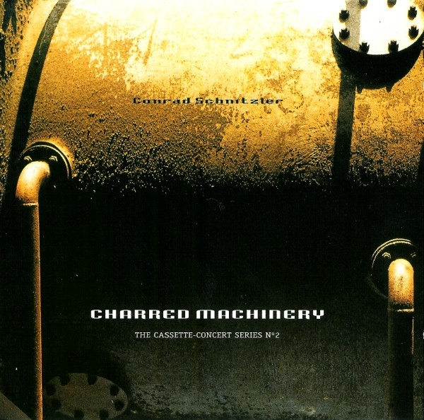 Charred Machinery Cover art