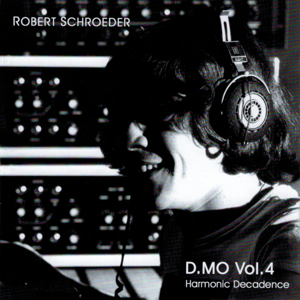 D.MO Vol. 4 Cover art