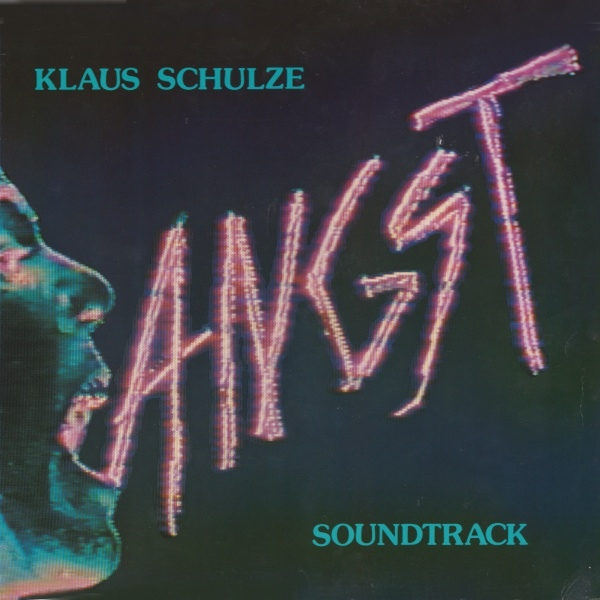 Angst Soundtrack Cover art