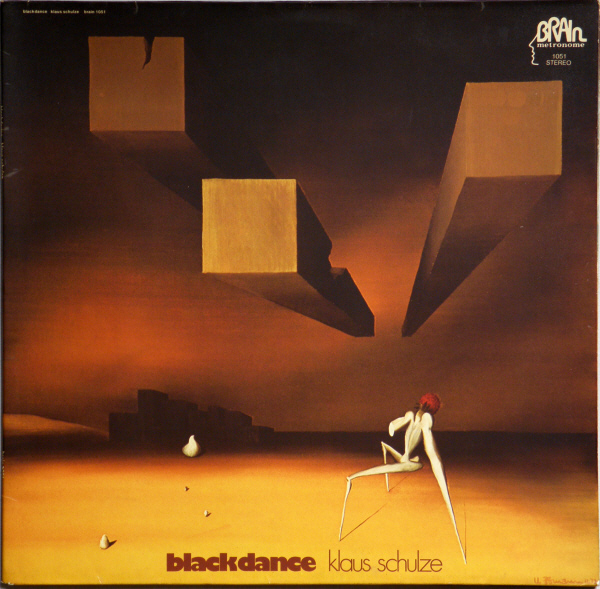 Blackdance Cover art