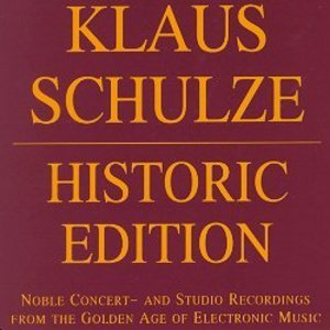 Klaus Schulze — Historic Edition
