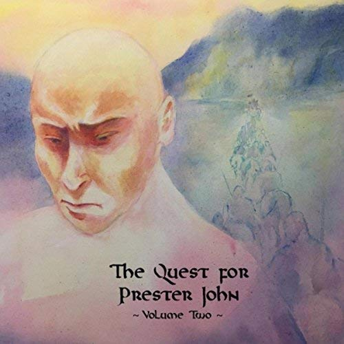 The Quest for Prester John Volume Two Cover art
