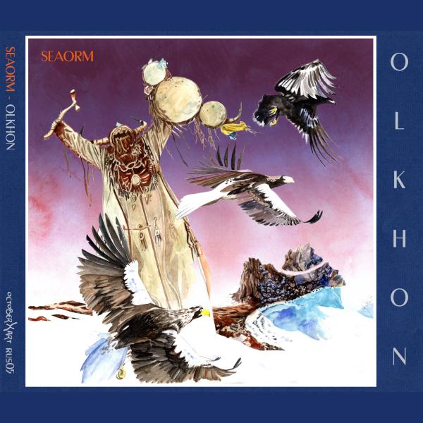Olkhon Cover art