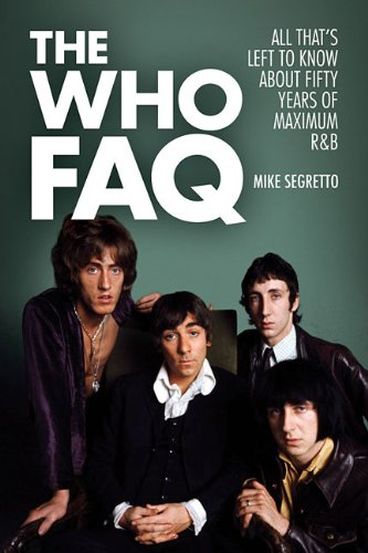 The Who FAQ Cover art