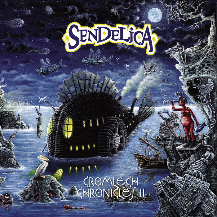 Sendelica — Cromlech Chronicles II