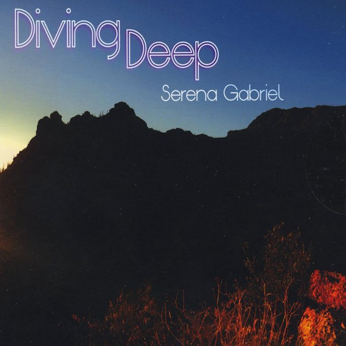 Serena Gabriel — Diving Deep