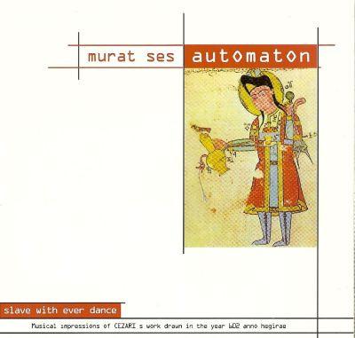 Murat Ses - Automaton cover