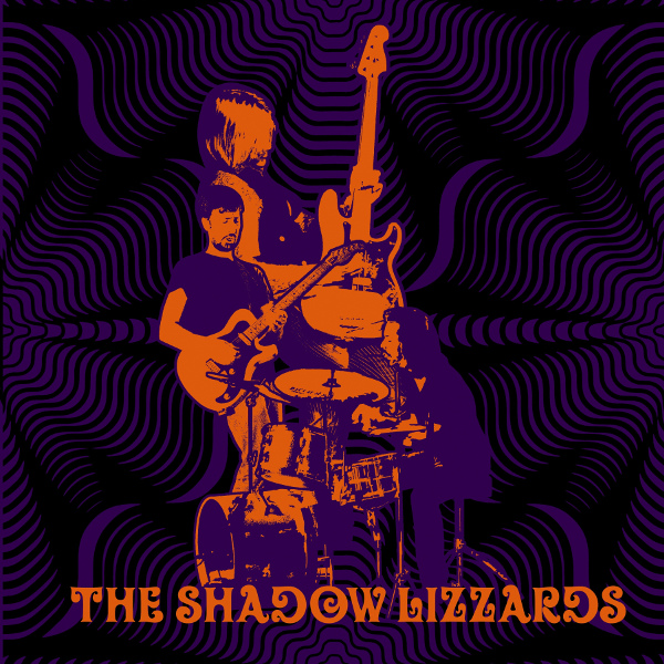 The Shadow Lizzards Cover art