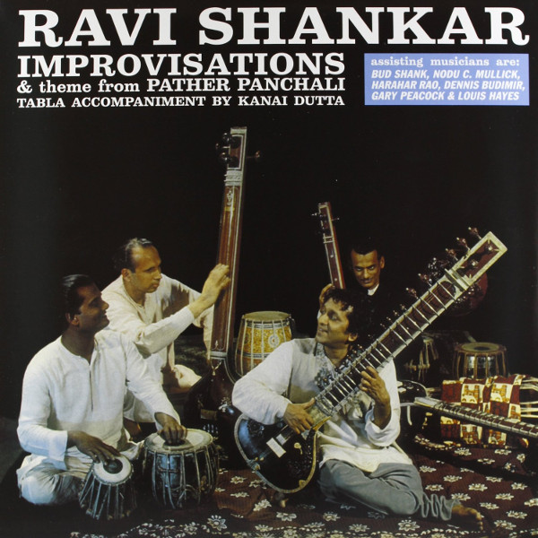 Ravi Shankar — Improvisations