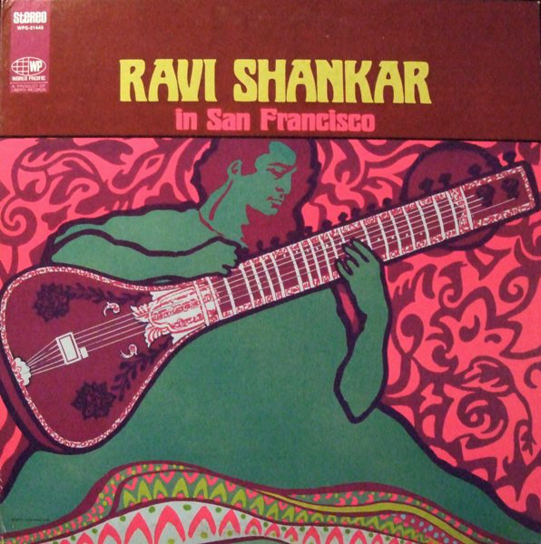 Ravi Shankar — In San Francisco