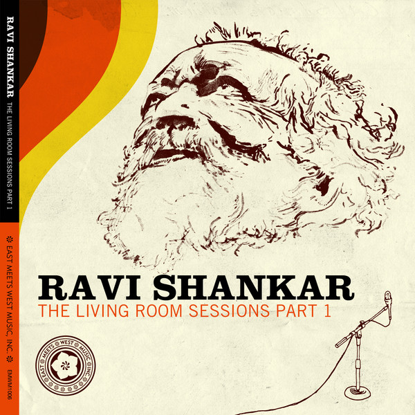Ravi Shankar — The Living Room Sessions Part 1