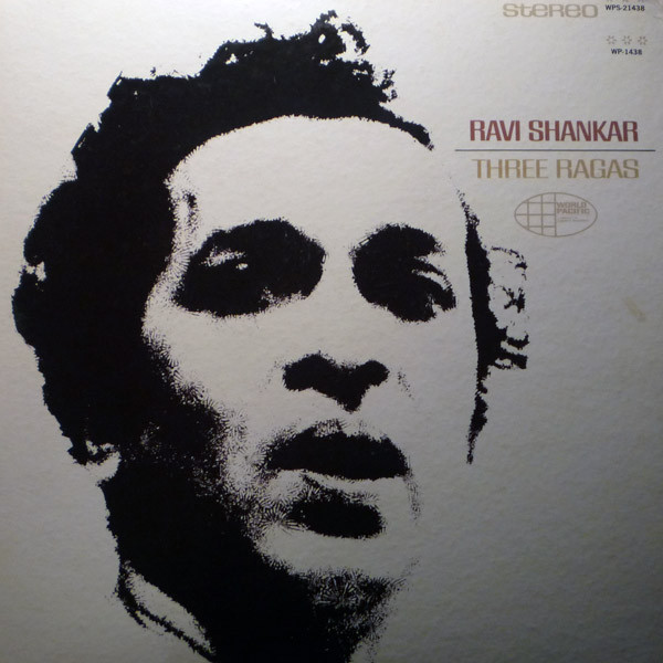 Ravi Shankar — Three Ragas