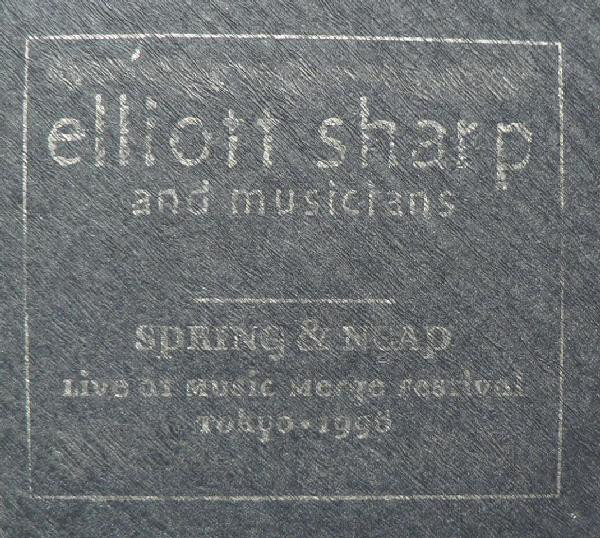 Elliott Sharp — Spring & Neap
