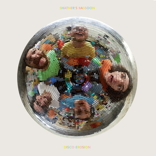 Disco Erosion Cover art