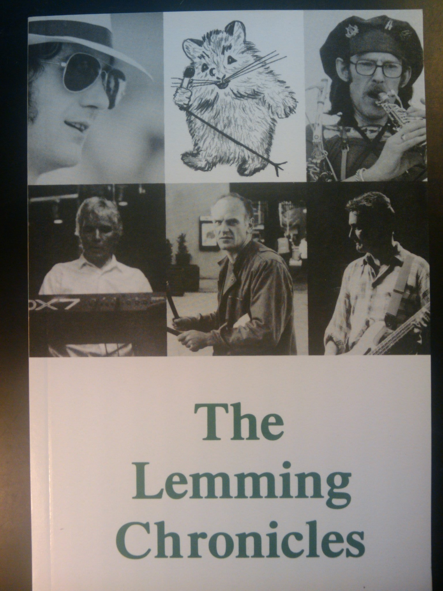 The Lemming Chronicles Cover art