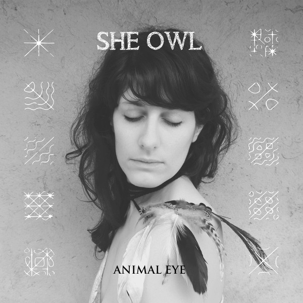 She Owl — Animal Eye