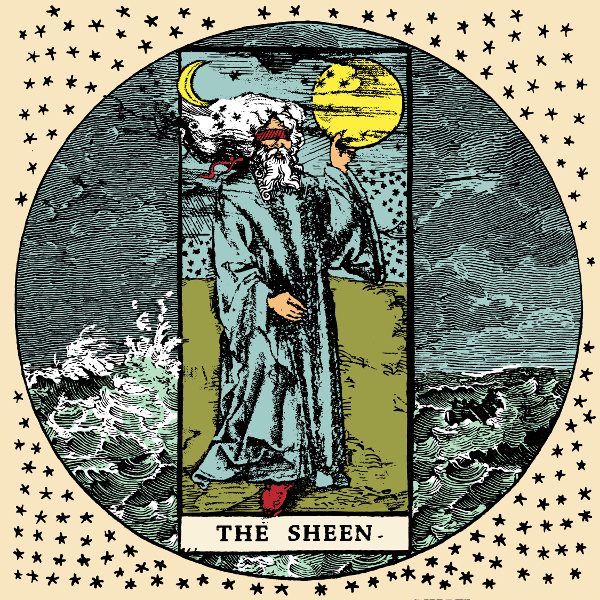 The Sheen Cover art