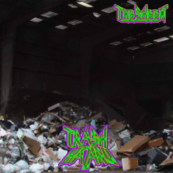 Trash Hazard Cover art