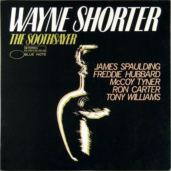 Wayne Shorter — The Soothsayer