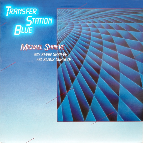 Michael Shrieve — Transfer Station Blue